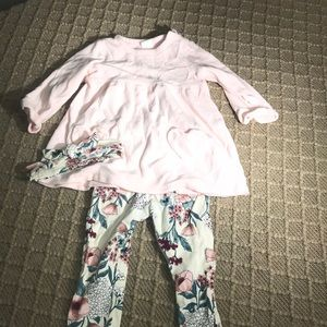 H&M Matching set with  head band
